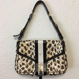 Rare L.A.M.B. Cheetah Shoulder Bag